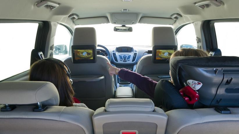 Siebensitzer: Mobilitaet, Siebensitzer, Auto, Familie, SUV