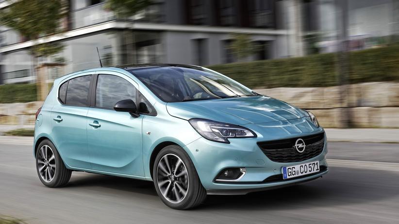 Opel Corsa: Mobilitaet, Opel Corsa, Autotest, Opel