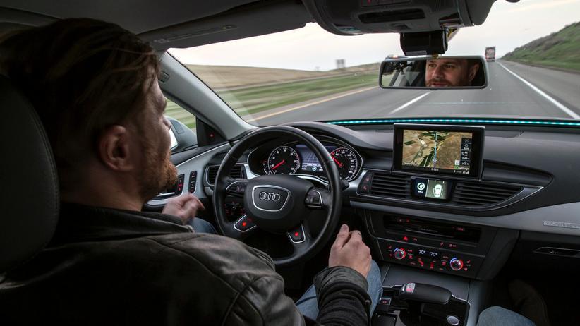Autonomes Fahren: Das Navi lenkt mit