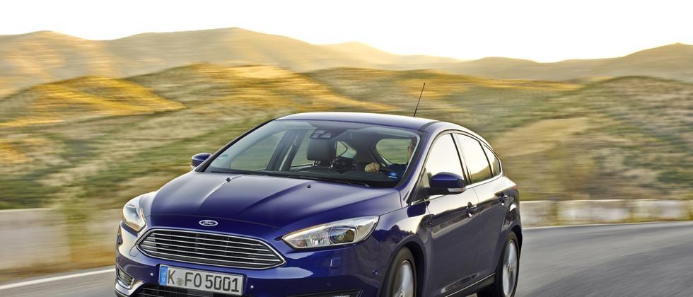 Der überarbeitete Ford Focus
