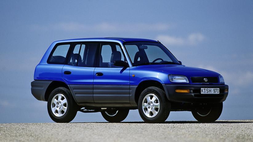 Autogeschichte: Wie die Japaner das SUV erfanden