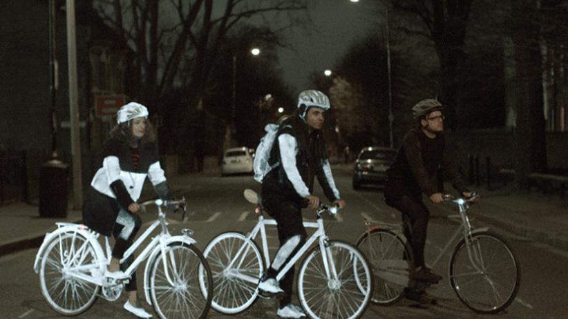 Verkehrssicherheit: Volvo bringt Radfahrer zum Leuchten