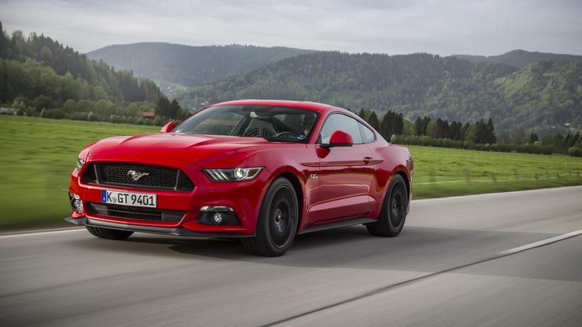 Mobilitaet, Ford Mustang, Ford, Sportwagen, Coupé, Autotest