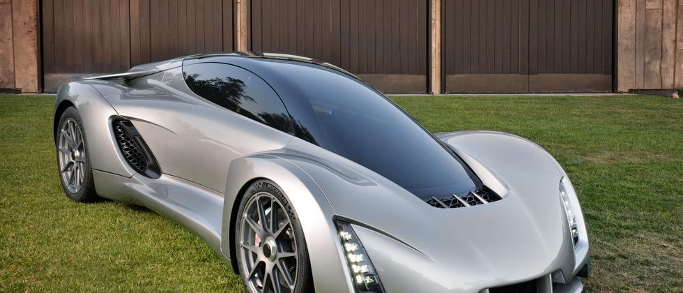 Auto 3D-Drucker Blade