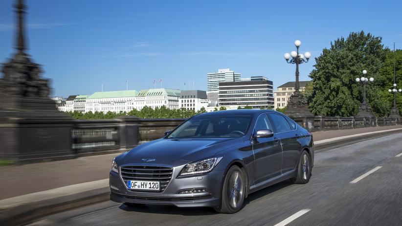 Hyundai: Ein Auto fürs Prestige