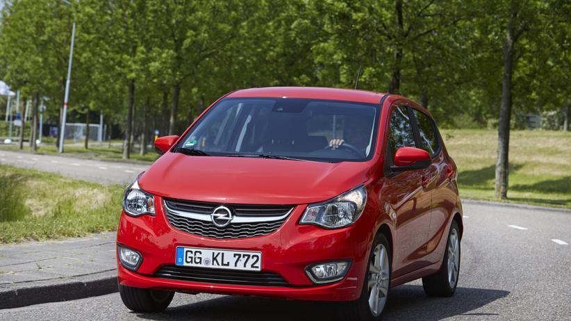 Opel: Karl verzichtet auf Chichi