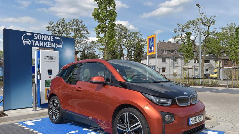 Elektromobilität: Die Stromverschenker