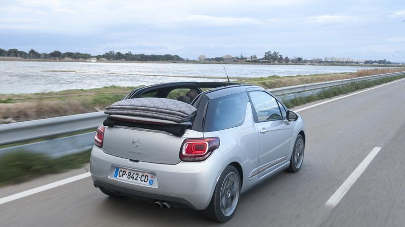 Mobilitaet, DS 3 Cabrio, Citroën, Diesel