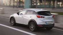 Mini-SUV Mazda CX-3