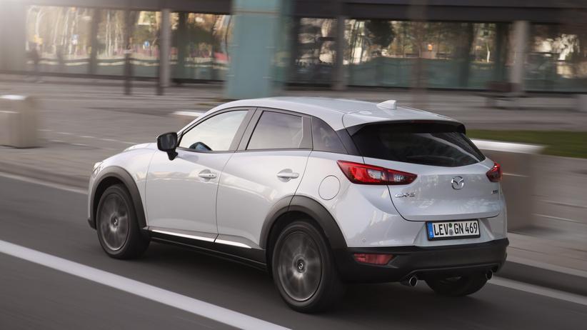 Mobilitaet, Mini-SUV, Mazda, SUV, Autotest