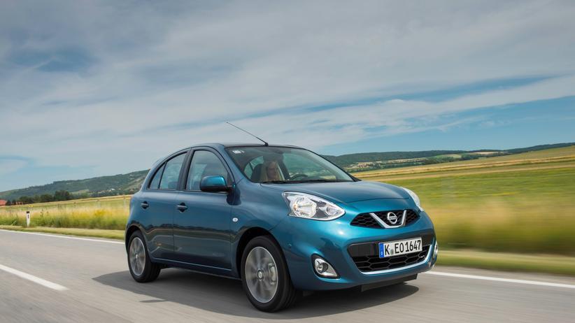 Nissan Micra: Alles eine Frage der Relationen