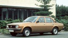 Opel Ascona 1975 Viertürer