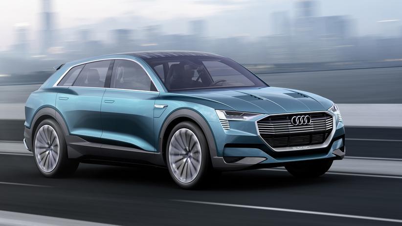 Audi SUV Elektroauto
