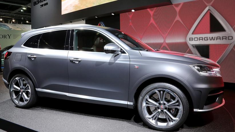 Die Marke Borgward ist wieder da – mit einem neuen SUV auf der IAA in Frankfurt.