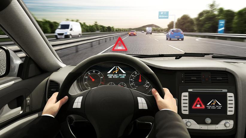 Der Autozulieferer Bosch arbeitet an einem Geisterfahrerwarner.