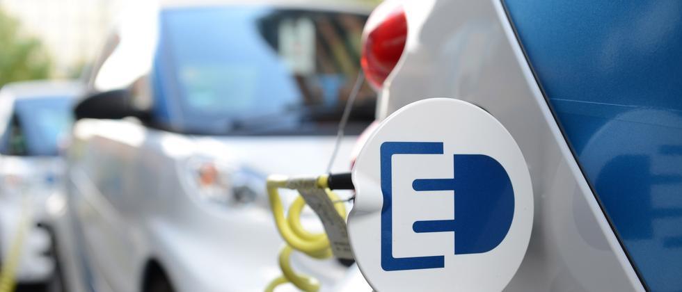 Carsharing Elektroauto