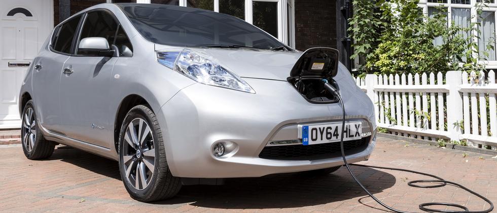 Elektroauto Leaf von Nissan