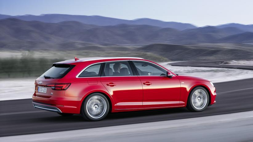 Der neue Audi A4 Avant