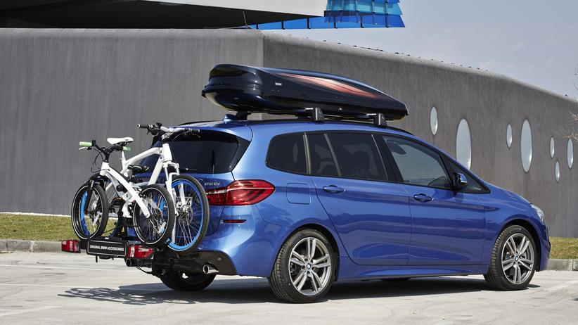 Mobilität, BMW, BMW,  Autotest