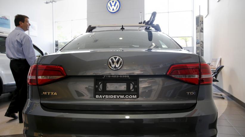 """Volkswagen: Ein Fall für die """"Green Police"""""""