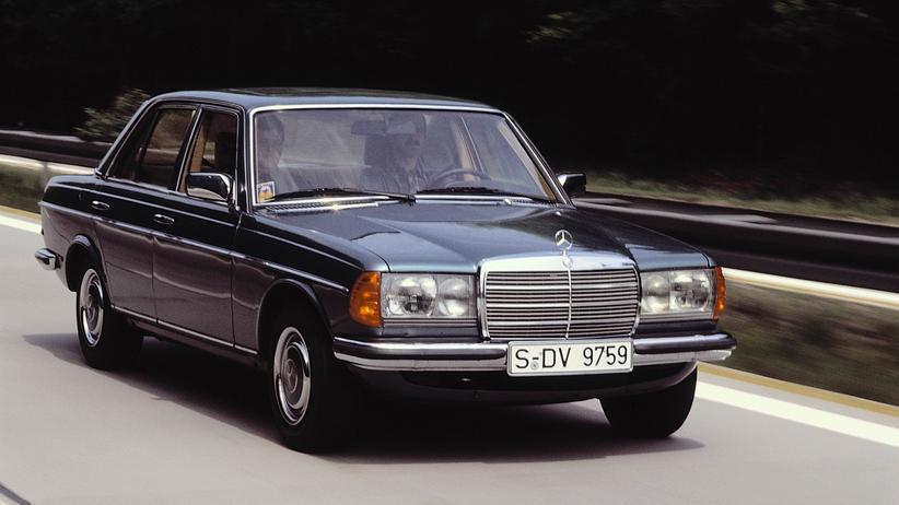 Mobilität, Oldtimer, Mercedes-Benz, Oldtimer