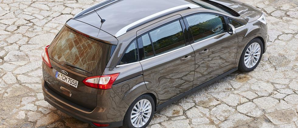 ford s max s wie gem tlich zeit online. Black Bedroom Furniture Sets. Home Design Ideas