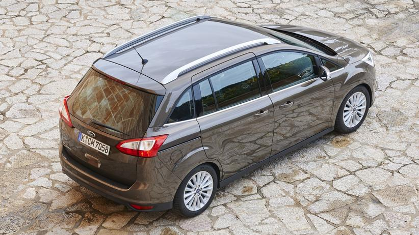 Ford C-Max: Fahrspaß gibt's woanders