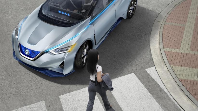 Mobilität, Autonomes Fahren, Auto, Nissan, Autohersteller, Technik, Straßenverkehr