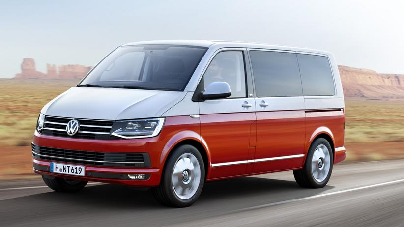 Volkswagen Multivan T6 Generation Six