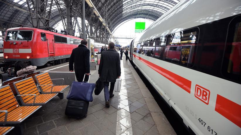 Deutsche Bahn: Ein Katalog von Selbstverständlichkeiten