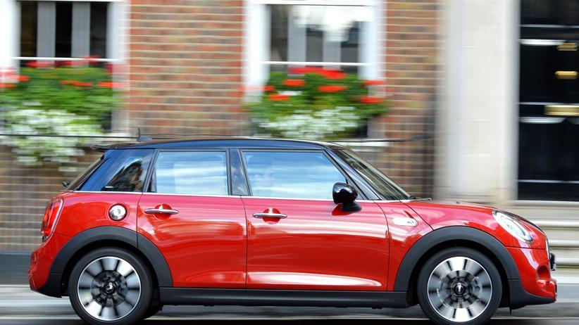 Mobilität, Mini, Autotest, BMW
