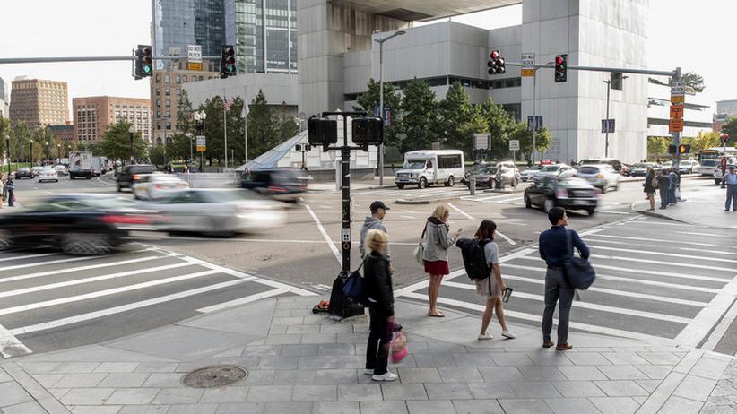 Straßenverkehr der Zukunft: Weniger Autos in Assembly Row