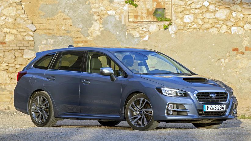 Subaru Levorg: Er soll unbedingt auch noch sportlich sein