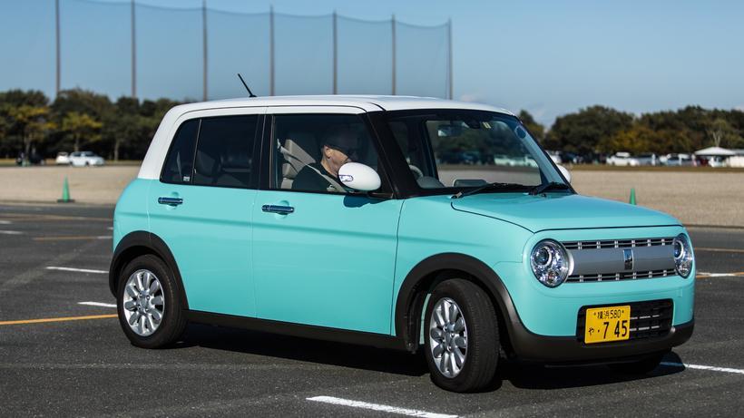 Japan Kleine Autos Zum Erfolg Gefordert Zeit Online