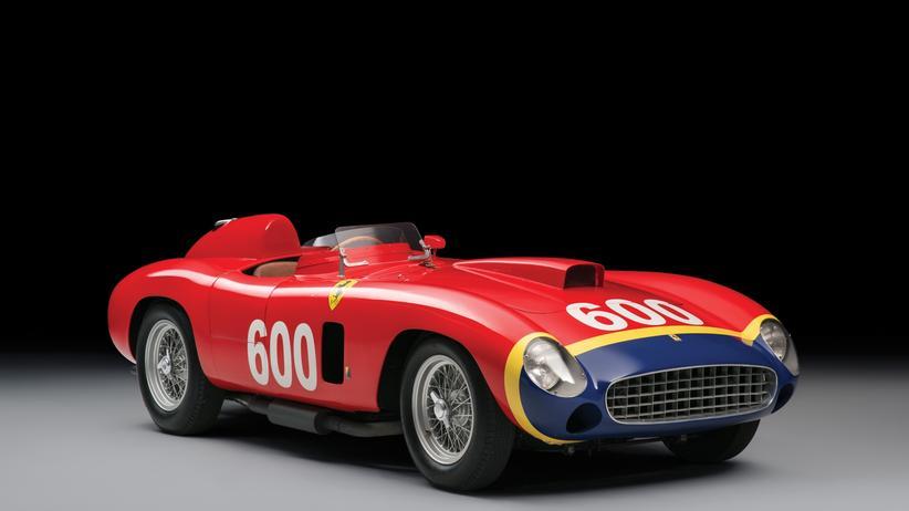 Der versteigerte Ferrari 290 MM