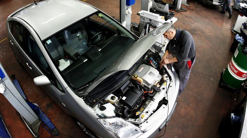 Auto-Rückrufe: Schnell und schlampig