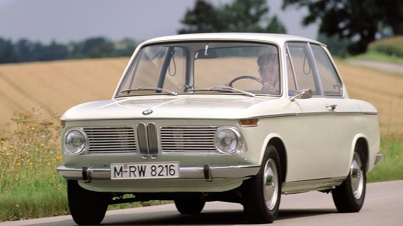 Ein BMW 1600 aus dem Jahr 1966