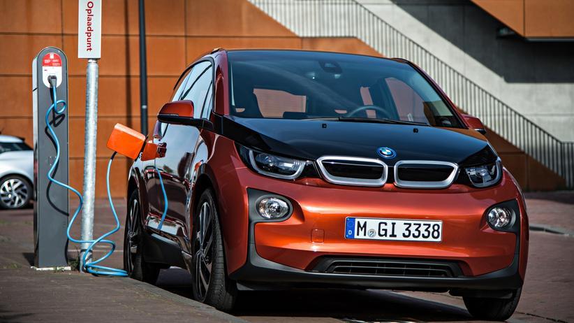 Elektroautos: Der BMW i3 gehört zu den meistverkauften Elektroautos in Deutschland.