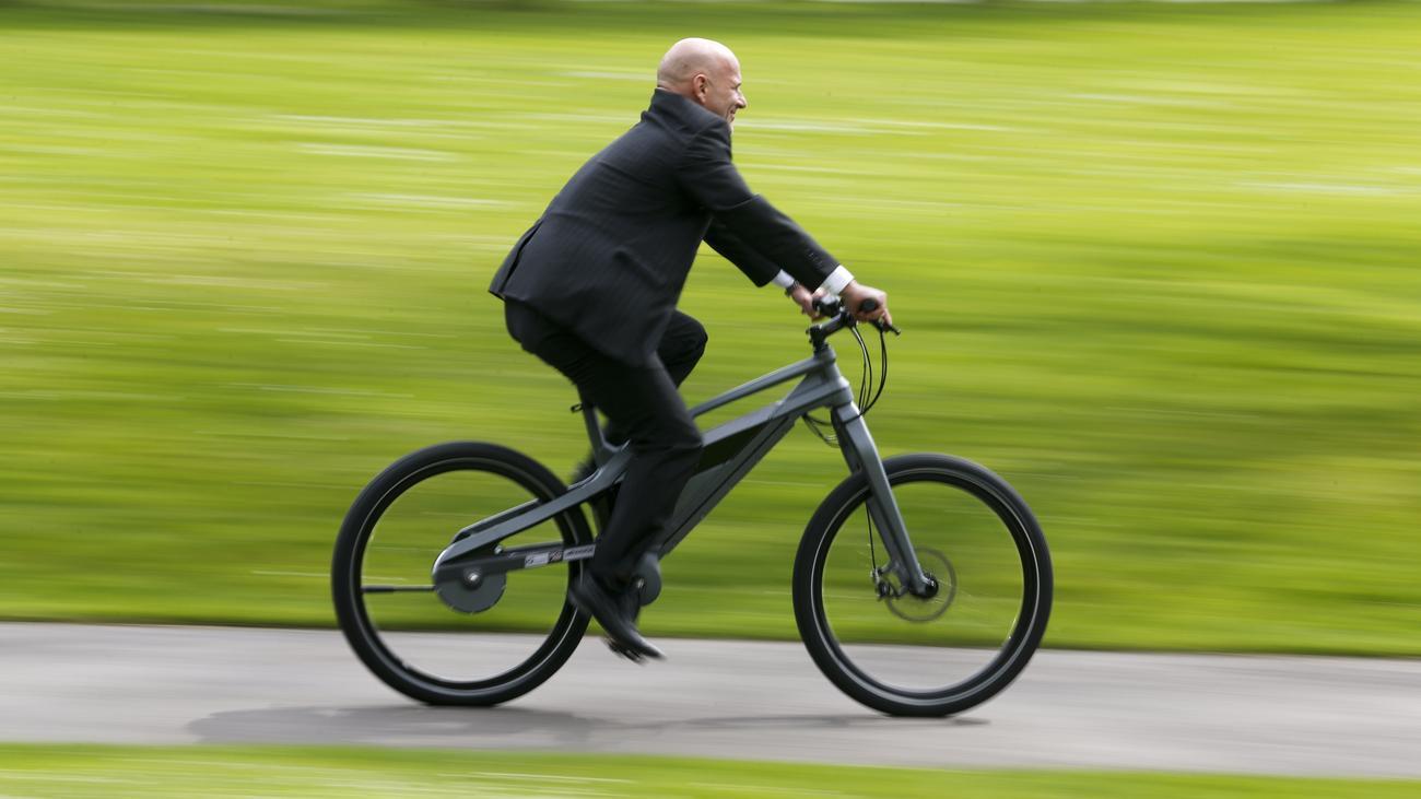 fahrrad muss man e bikes f r touristen f rdern zeit online. Black Bedroom Furniture Sets. Home Design Ideas