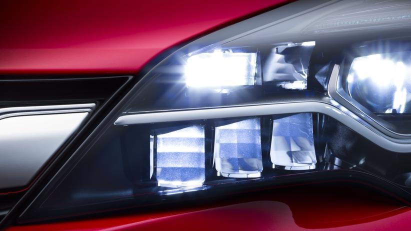 LED-Matrixlicht Opel Astra