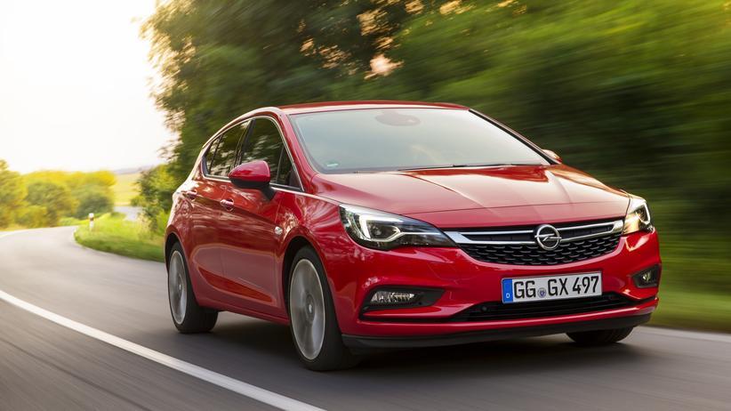 Opel Astra: WLAN-Hotspot auf vier Rädern