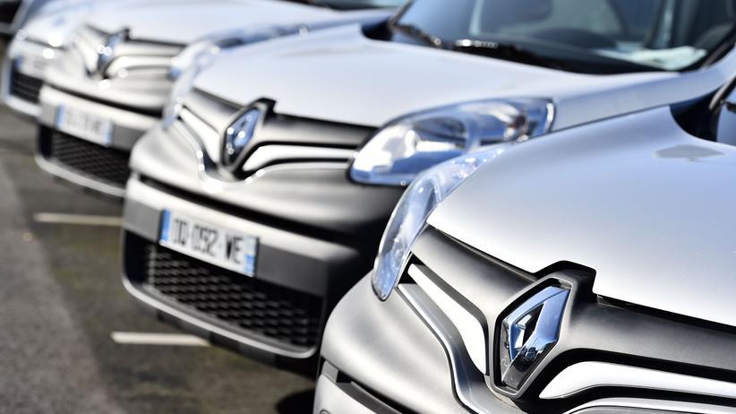 Renault: Auch die Autos von Renault stoßen auf der Straße viel mehr Abgase aus als im Prüflabor.