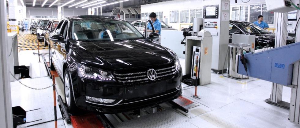 Volkswagen Fertigung