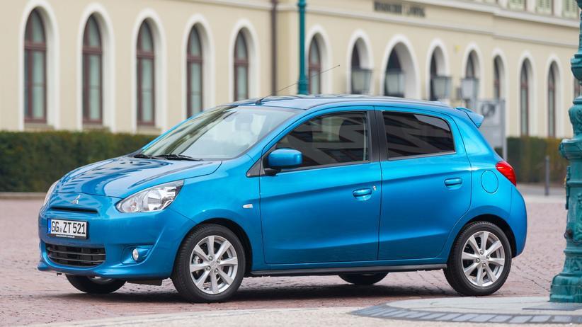 Mitsubishi Space Star: Einfach Auto fahren
