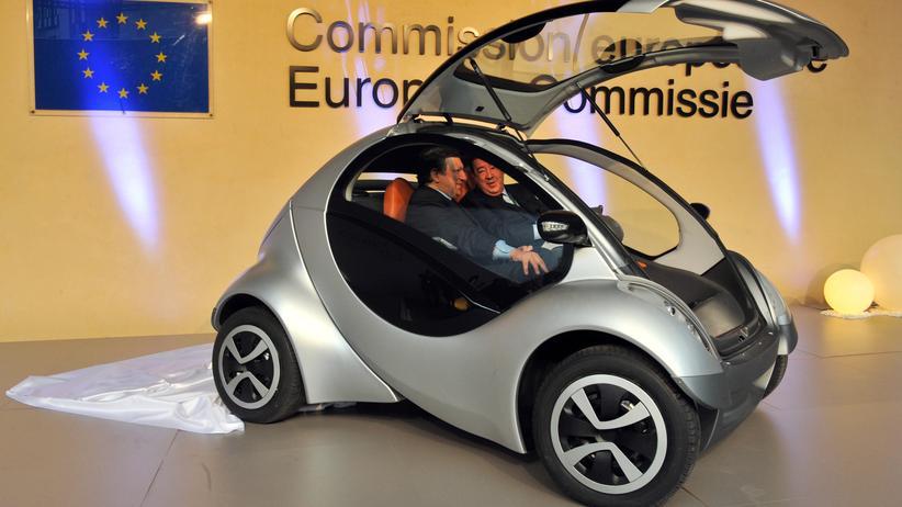Elektromobil: Ein Auto für die Tonne