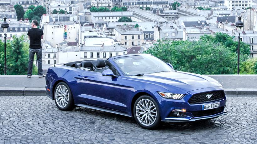 Ford Mustang Der Neue