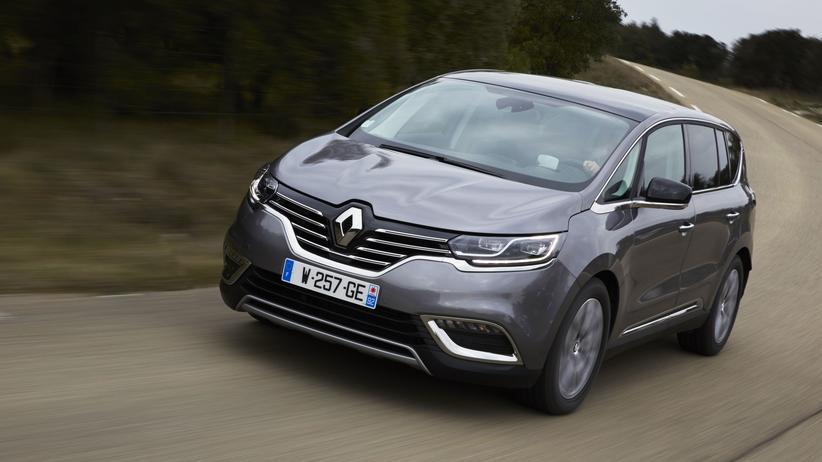 Renault Espace: Der Kasten-Van ist tot