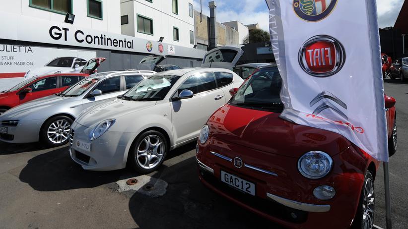 Autokauf: Klicken, kaufen, losfahren