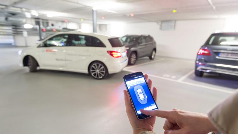 automatisiertes Fahren Parken