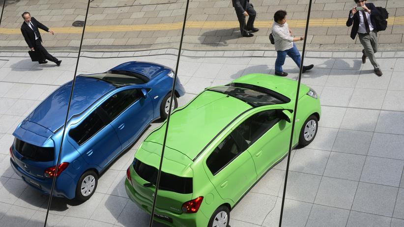 Kraftstoffverbrauch: Mitsubishi räumt Manipulation von Verbrauchswerten ein